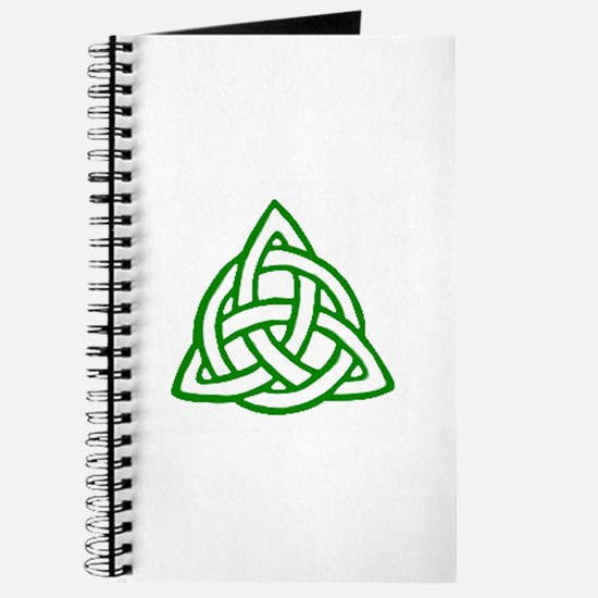 Cute Trinity knot Journal