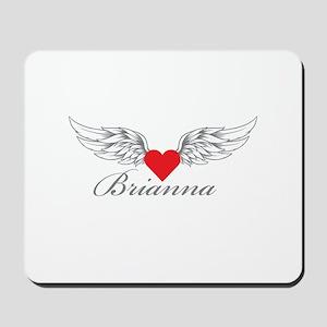 Angel Wings Brianna Mousepad
