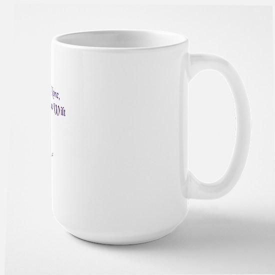WiccanRede-4bbt Large Mug