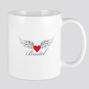 Angel Wings Bristol Mugs