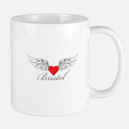 Angel Wings Bristol Mugs