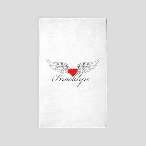 Angel Wings Brooklyn 3'x5' Area Rug