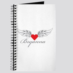 Angel Wings Bryanna Journal