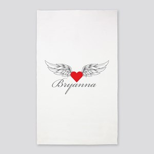 Angel Wings Bryanna 3'x5' Area Rug