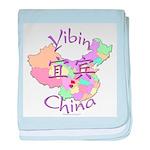 Yibin China baby blanket