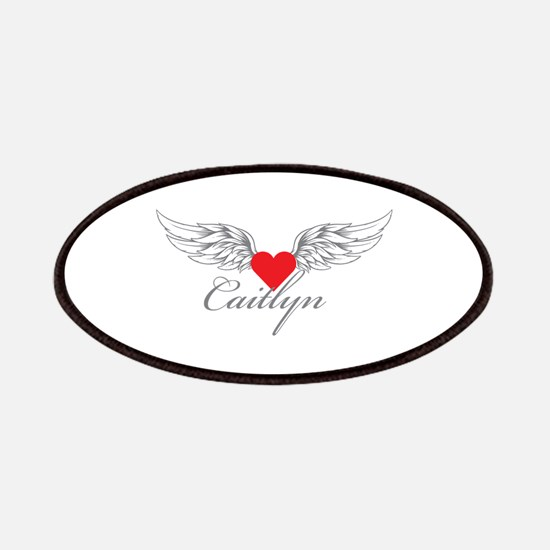 Angel Wings Caitlyn Patches