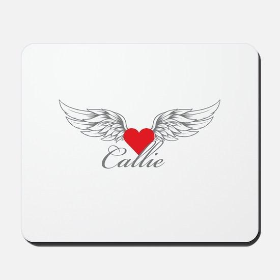 Angel Wings Callie Mousepad