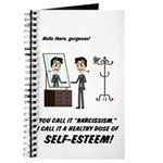 Narcissism or self-esteem Journal