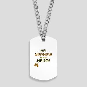 Dog Tag Hero Nephew Dog Tags