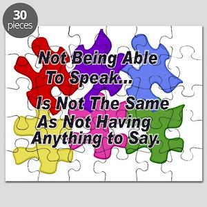 37 autism speak Puzzle