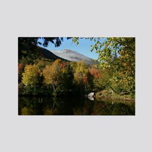 Whiteface P Mousepad Rectangle Magnet