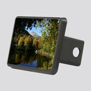Whiteface P mini poster Rectangular Hitch Cover
