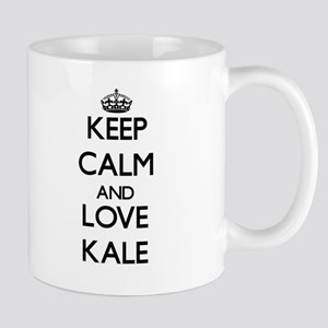 Keep Calm and Love Kale Mugs