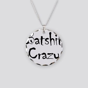 batship_crazy2 Necklace Circle Charm