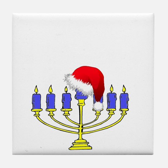 darkchristmuka Tile Coaster