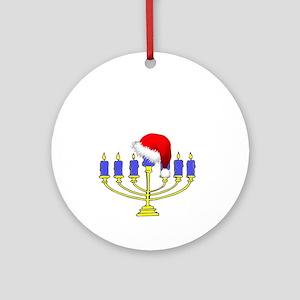darkchristmuka Round Ornament