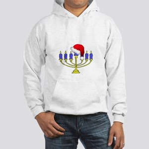 darkchristmuka Hooded Sweatshirt