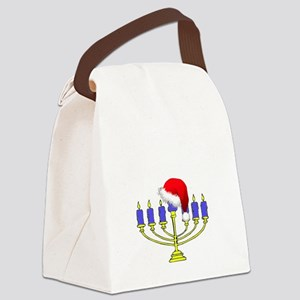 darkchristmuka Canvas Lunch Bag