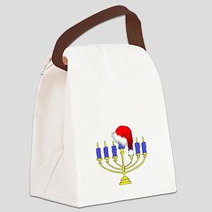 darkchristmuka Canvas Lunch Bag
