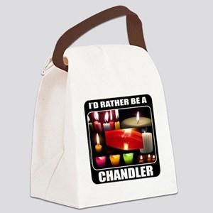 IdRatherBeAChandler Canvas Lunch Bag