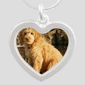 wildeshots-020910 038b Silver Heart Necklace