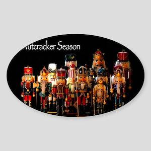 NutcrackerSeason2 Sticker (Oval)