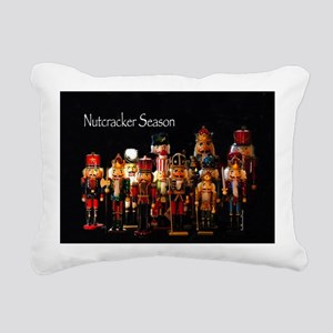 NutcrackerSeason2 Rectangular Canvas Pillow