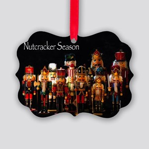 NutcrackerSeason2 Picture Ornament