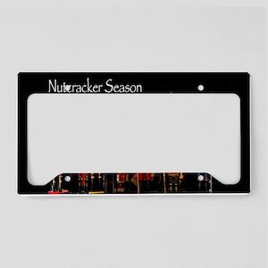 NutcrackerSeason2 License Plate Holder