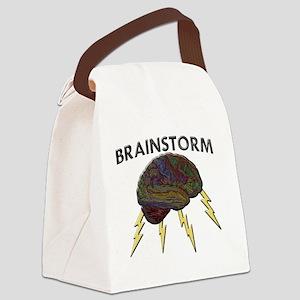 storm Canvas Lunch Bag