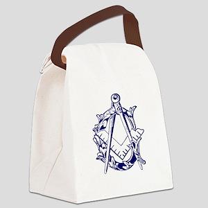 wallclock Canvas Lunch Bag
