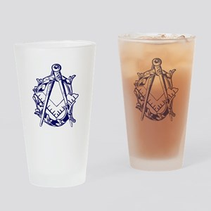 wallclock Drinking Glass