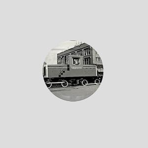 RR-JohnMorrell Switch Engine Ottumwa   Mini Button