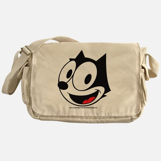 FACE1 Messenger Bag