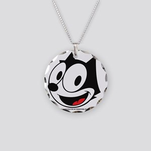 FACE1 Necklace Circle Charm