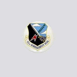 92nd Bomb Wing Mini Button