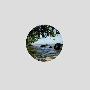 NoteCardFront_0008_waterundertrees Mini Button