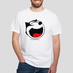 face4 White T-Shirt