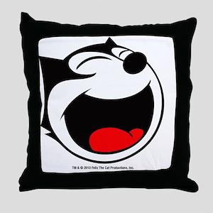 face4 Throw Pillow