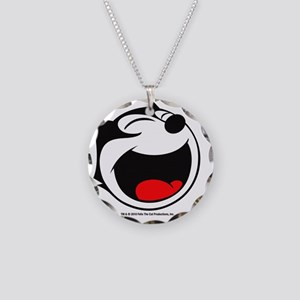 face4 Necklace Circle Charm