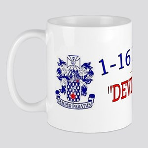 1st Bn 16th Inf cap2 Mug