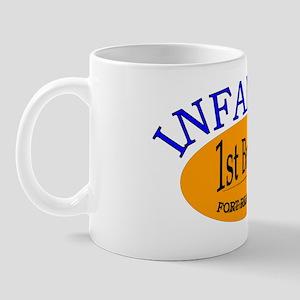 1st Bn 16th Inf cap3 Mug