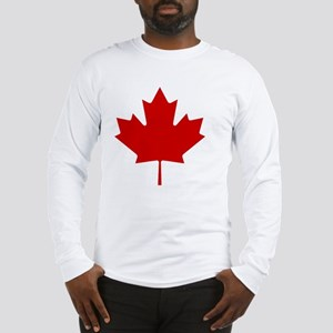 cafepressMapleLeaf Long Sleeve T-Shirt