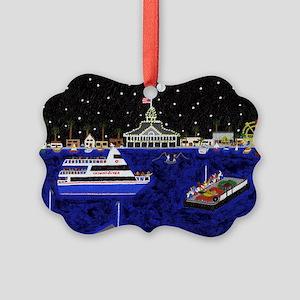 Newport Beach_legendary Harbor Picture Ornament