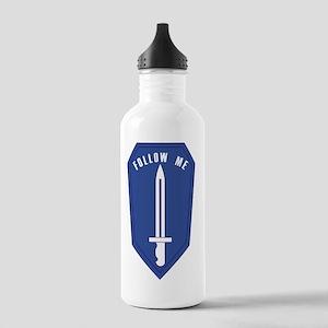 Infantry School Stainless Water Bottle 1.0L