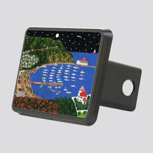 Across the Sea Rectangular Hitch Cover