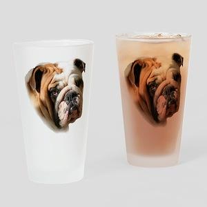 sooka head copy Drinking Glass