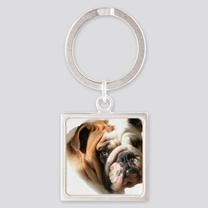 sooka head copy Square Keychain