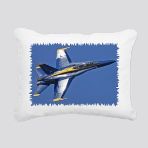 bavapor2 Rectangular Canvas Pillow