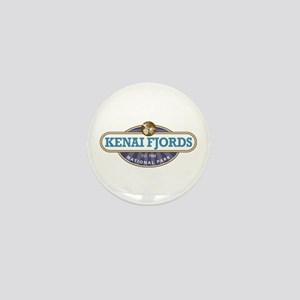 Kenai Fjords National Park Mini Button